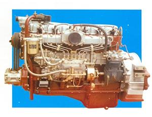 Prueba producida con éxito el primer motor diesel 6110 Dio a conocer el preludio del cambio para producir un motor diésel para vehículos