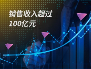 El volumen anual de producción y ventas alcanzó un récord. Ingresos por ventas más de 10 mil millones de yuanes Ingresó al club de los diez mil millones Completar tres veces el inicio del negocio y la estrategia