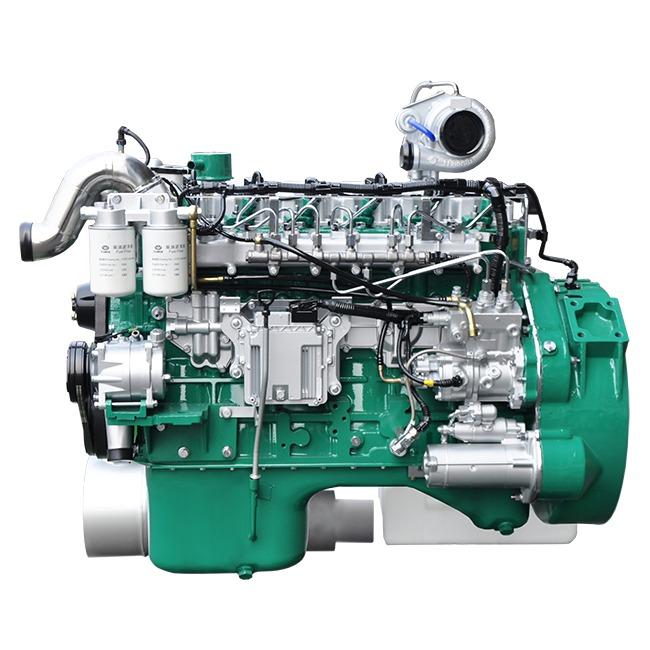 EURO IV Vehicle Engine CA6DF series