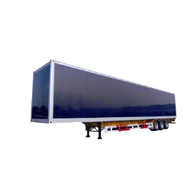 Semi-trailer Van
